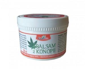 Balsam z Konopii 200 ml