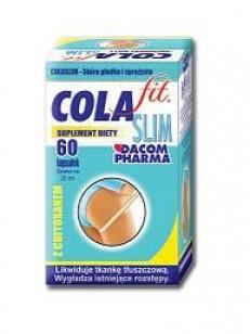 Colafit SLIM z Chitosanem 60 kapsułek