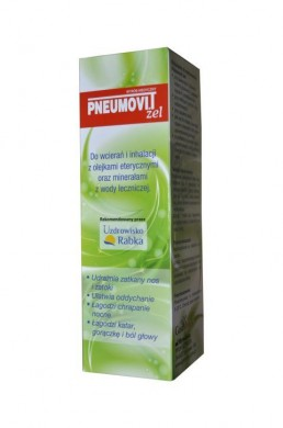 Pneumovit Żel 200 ml