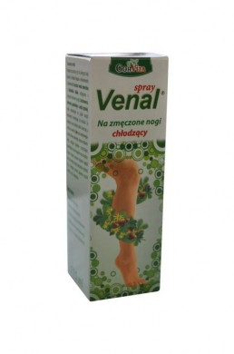 Venal Spray 115 ml