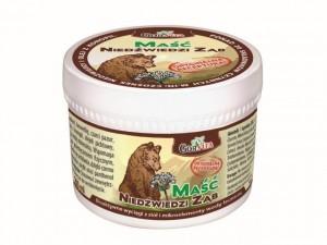 Maść Niedźwiedzi Ząb 200 ml